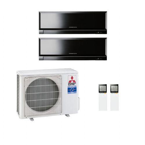 Mitsubishi Electric Air Conditioning MXZ-2D53VA 2 x 3.5Kw Zen Multi Room Wall Air Conditioning A 240V~50Hz